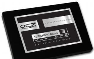 OCZ Technology Announces Vertex 3 Max IOPS Solid State Drives