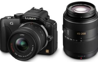 Panasonic Launches Digital Interchangeable Lens System Camera DMC-G3