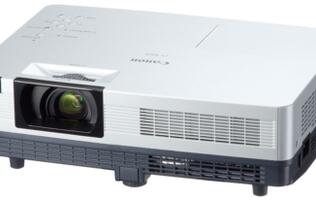 Canon Launches Latest Series of LV Projectors