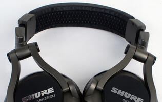 Shure SRH550DJ Headphones - Flippin' Good