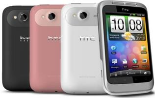 HTC Introduces the HTC Wildfire S in Singapore