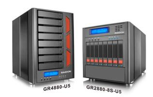 Raidon Bringing Storage Solutions for Security, Stability and Capacity to Computex 2011