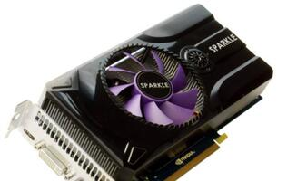 Sparkle Debuts GeForce GTX 560 Graphics Cards
