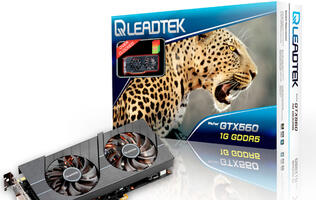 Leadtek Launches WinFast GTX 560 O.C Graphics Card