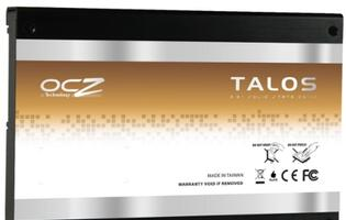 OCZ Technology Announces Talos 6Gbps SAS SSDs