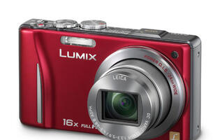 Panasonic Lumix TZ20 - A Handy All-in-One for Home & Travel