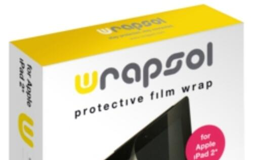 Version 2 Introduces Wrapsol for iPad 2