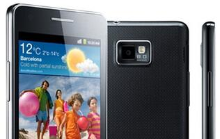 Samsung Launches Galaxy S II in Singapore