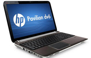 HP Pavilion dv6-6003TX review