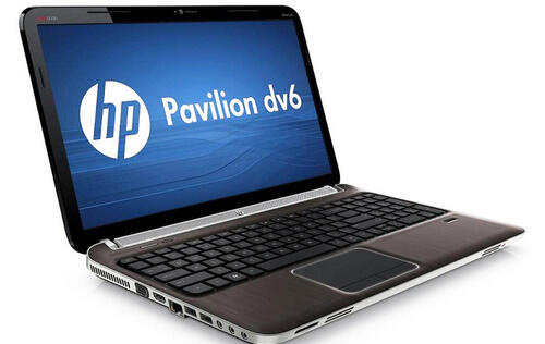 HP Pavilion dv6-6003TX: Divvying up the Sandy Bridge