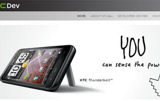 HTC Gives Developers Access to HTC Sense UI with HTC OpenSense