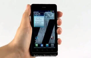 Motorola Droid 3 Video Tutorials Leaked