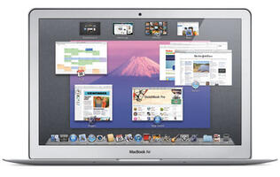 Mac OS X Lion Available in July From Mac App Store
