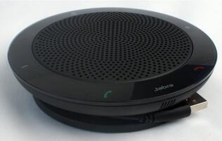 First Looks: Jabra Speak 410 Speakerphone