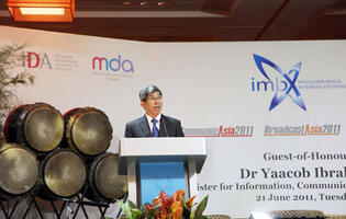 BroadcastAsia 2011 - DVB-T2 and Other Highlights