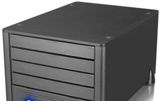 RAIDON Introduces the MiniTANK R4-4S-SB3 USB 3.0
