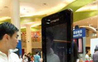 Samsung Galaxy S II Sells Out After First Weekend