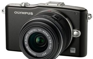 Olympus Debuts Three Cameras for the PEN Series