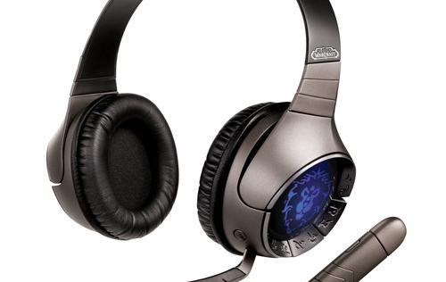 First Looks: Creative Sound Blaster World Of Warcraft Wireless Headset