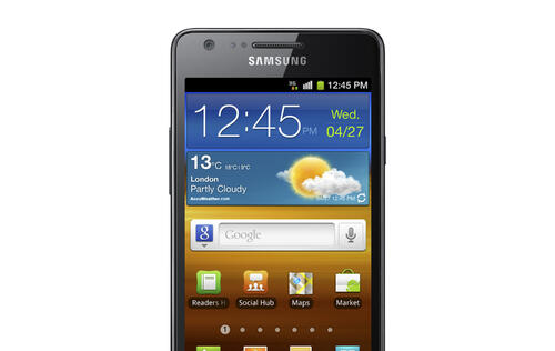 Samsung Galaxy S II - The Second Installment