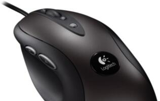 Logitech Optical Gaming Mouse G400 Delivers for FPS Gamers