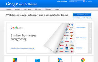 More Small And Medium Businesses Adopt Google Apps To Cut Costs