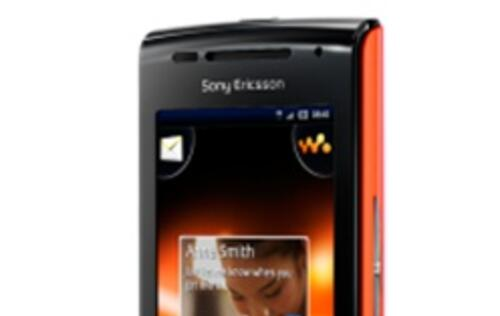 Sony Ericsson Adds W8 to its Range of Walkman Phones