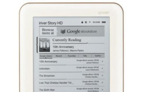 Google Introduces Its Own Ebook Reader