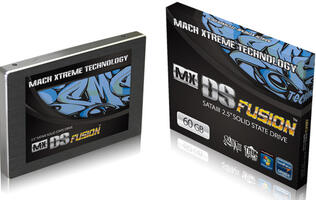 Mach Xtreme 2.5-inch SATAIII MX-DS Fusion SSD Series for the Budget-Conscious