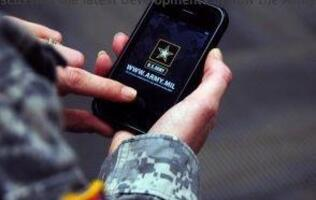 U.S Army Completes Field Trials of iOS, Android and Windows Phone 7