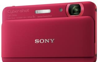 "New Sony Cyber-shot Cameras Offer ""By Pixel Super Resolution"" Technology"
