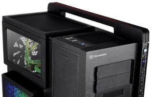 Thermaltake Presents Three Liquid Cooling Solutions