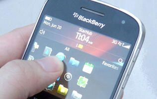 New BlackBerry 7 Devices to be Announced on 26th July