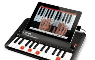 Learn to Play the Piano the iPad Way