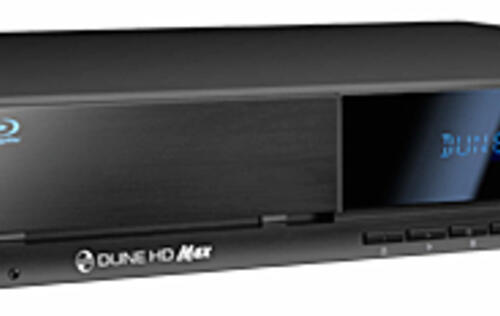 First Looks: HDI Dune HD Max Hybrid Media Player