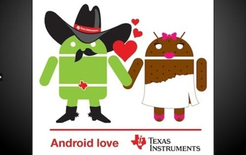 Android Ice Cream Sandwich Likely to Use TI Processor