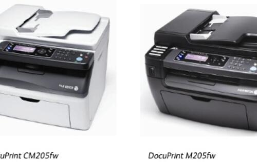 Fuji Xerox Delivers Multifunction Wireless Printing - HardwareZone