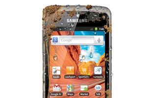 Dust and Water Resistant Samsung Galaxy XCover Announced