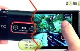 Android 3D Smartphones Face-off!