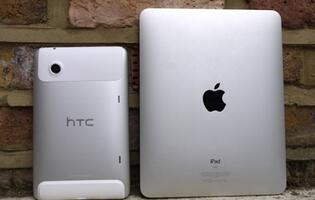 HTC Sues Apple for Patent Infringement