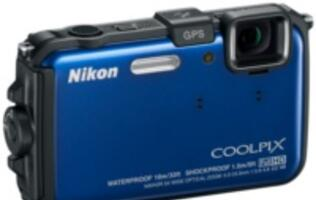 Nikon Releases Eight CoolPix Compact Digital Cameras