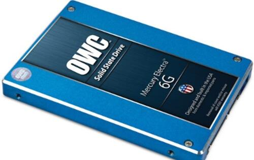 OWC Announces its Line of Mercury Electra 6G SSDs