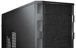 Gigabyte Adds GZ-H Series of Chassis to its GZ Line