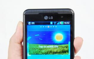 LG Optimus 3D - Keepin' it Real