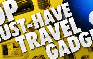 Top Must-Have Travel Gadgets 2009 - Bon Voyage!