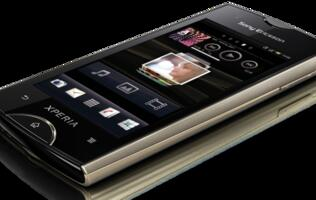 Sony Ericsson's Xperia ray Set to Shine
