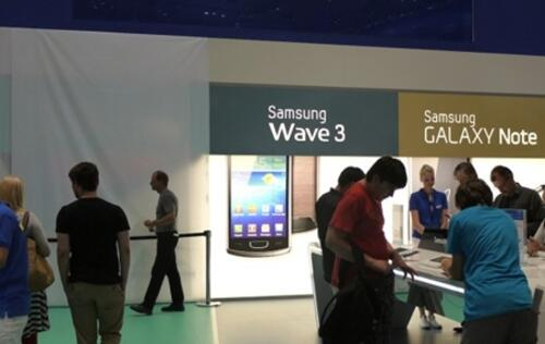 Samsung Pulls Out Galaxy Tab 7.7 From IFA 2011