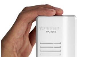 TRENDnet Launches Compact Powerline Adapter
