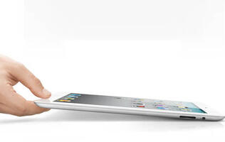Next Gen iPad May Be Even Thinner and Lighter