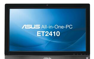 Asus Launches the New ET2410 All-in-One PC Series
